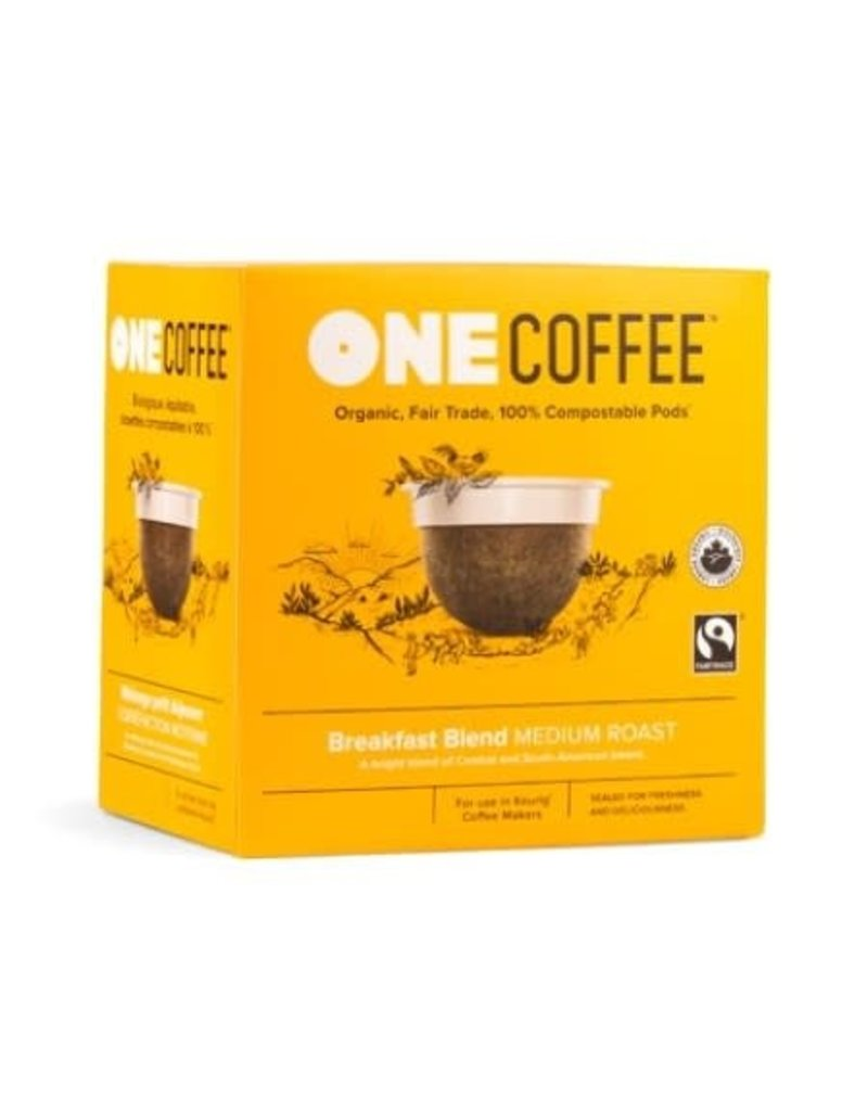 One Coffee One Coffee - Breakfast (18 Count)