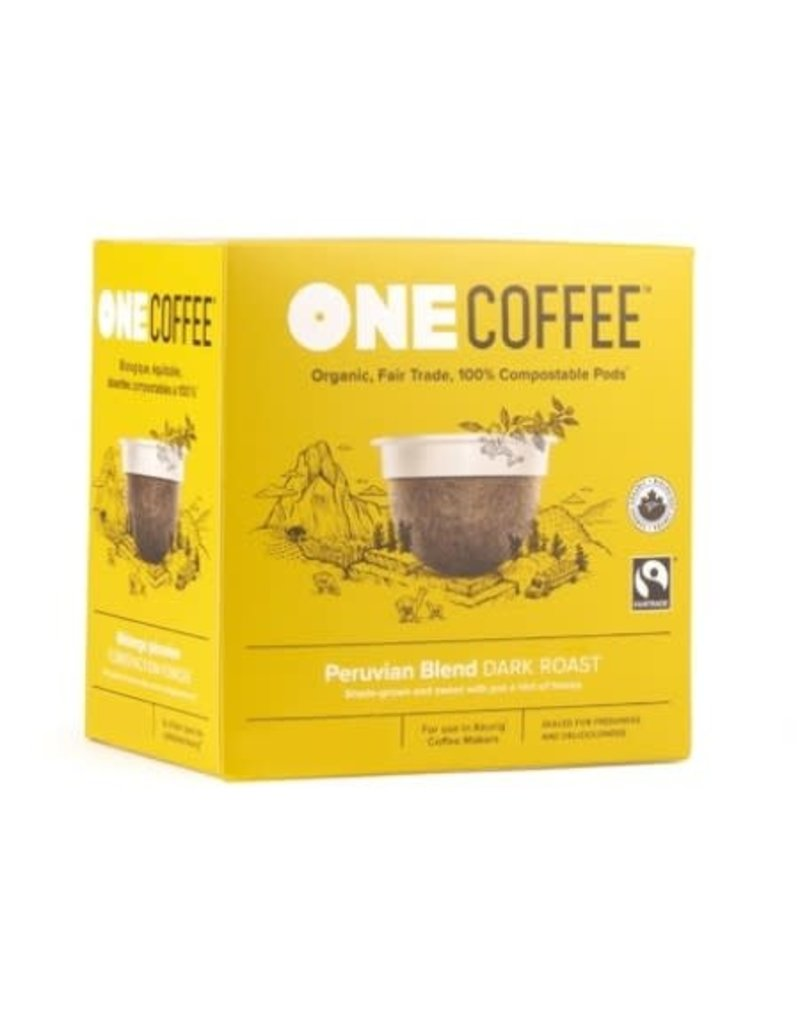 One Coffee One Coffee - Peruvian (18 Count)