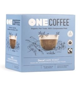 One Coffee One Coffee - Dark Decaf (18 Count)