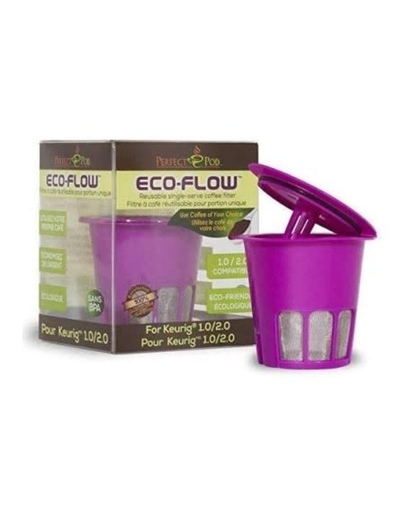 Eco-Flow Reusable Pod
