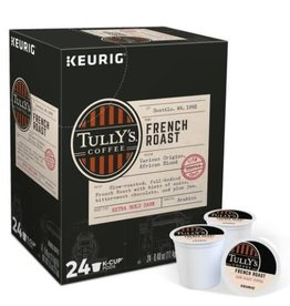 Tully's Tully's - French Roast Decaf