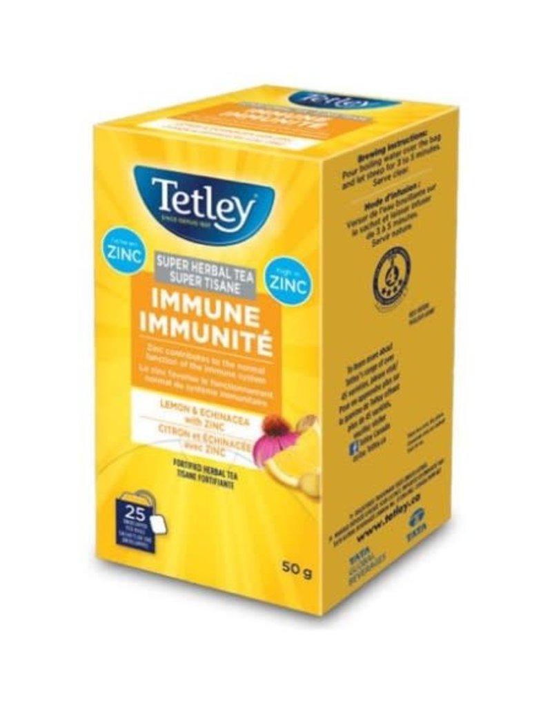 Tetley Tetley - Immune Lemon