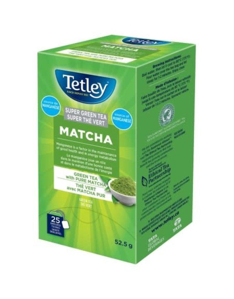 Tetley Tetley - Matcha Green Tea