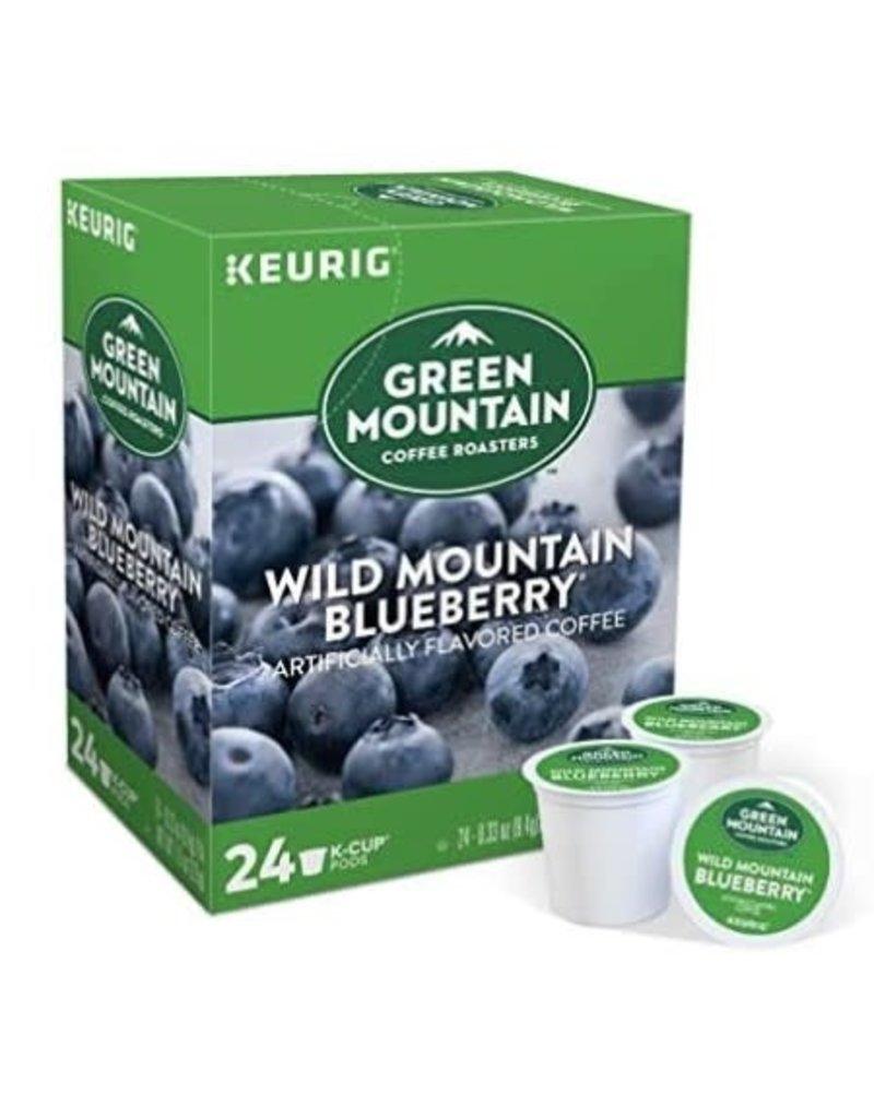 Green Mountain Green Mountain - Wild Mountain Blueberry