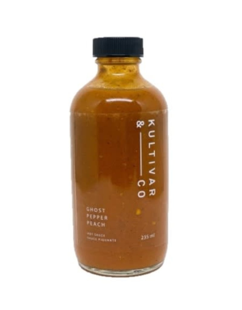 Kultivar Kultivar - Ghost Pepper Peach (Batch 09)