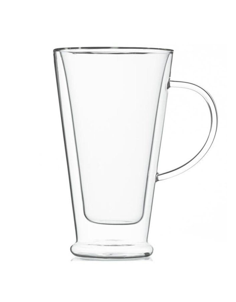 Grosche Verona Double Walled Glass Mug