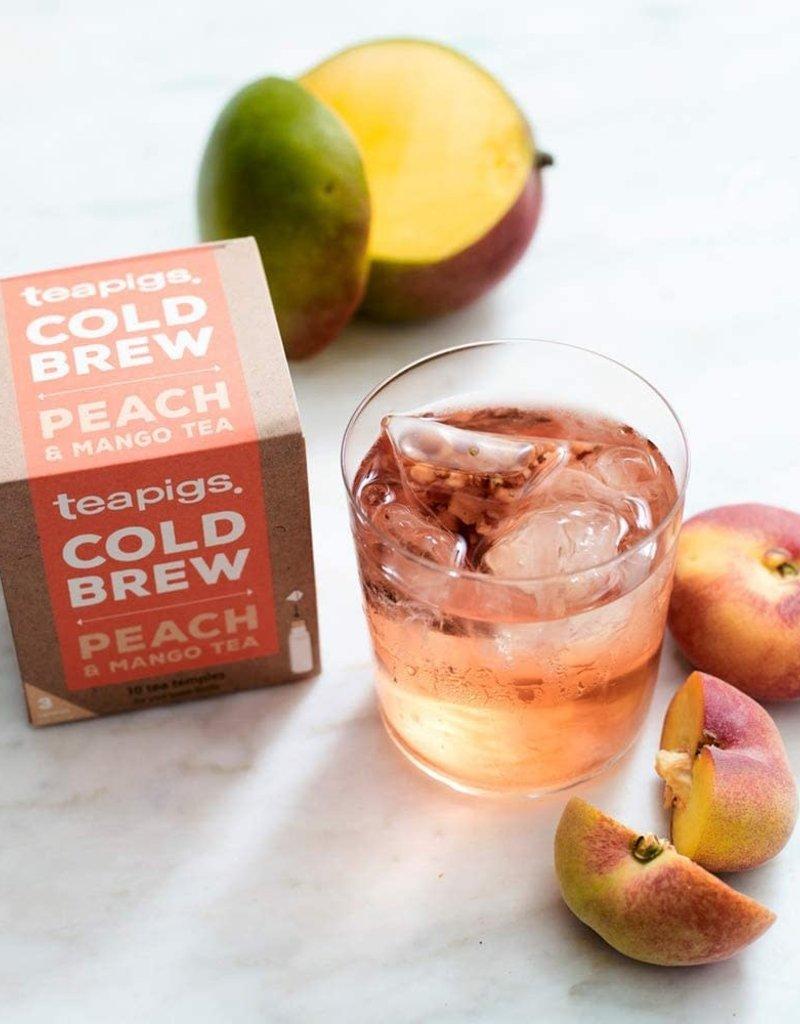 Teapigs - Cold Brew Peach & Mango Tea