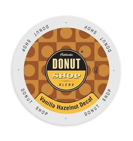 Authentic Donut Shop Authentic Donut Shop - Vanilla Hazelnut Decaf single