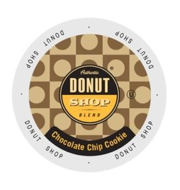Authentic Donut Shop Authentic Donut Shop - Chocolate Chip Cookie single