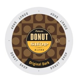 Authentic Donut Shop - Original Dark single