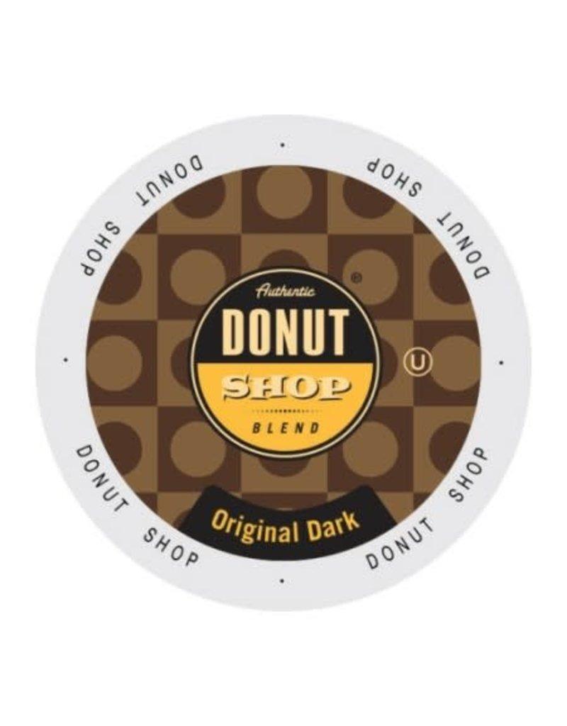 Authentic Donut Shop - Original Dark single