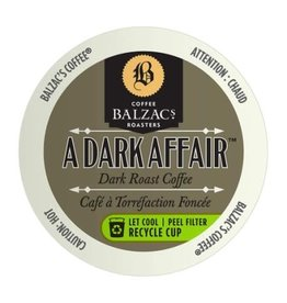 Balzac's Balzac's - Dark Affair single