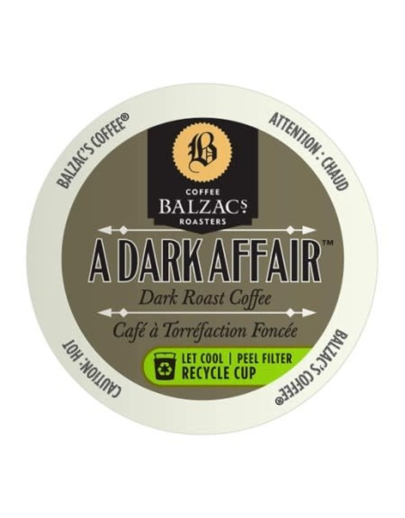 Balzac's Balzac's - Dark Affair single