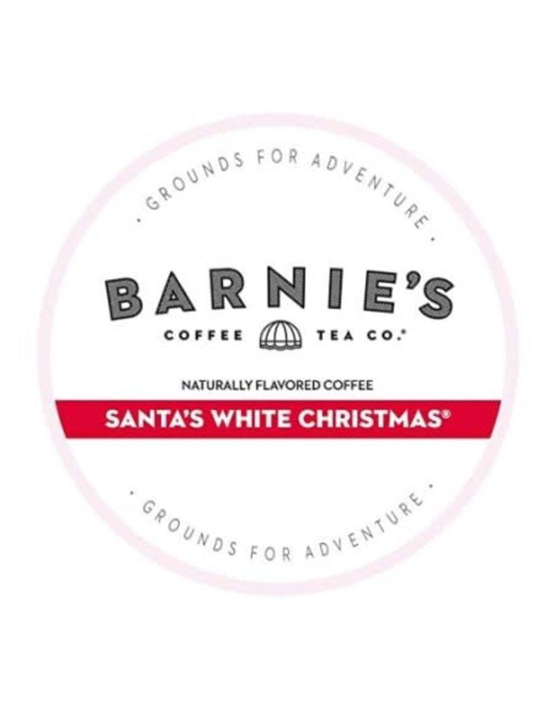 Barnie's Barnie's Santa White Christmas single
