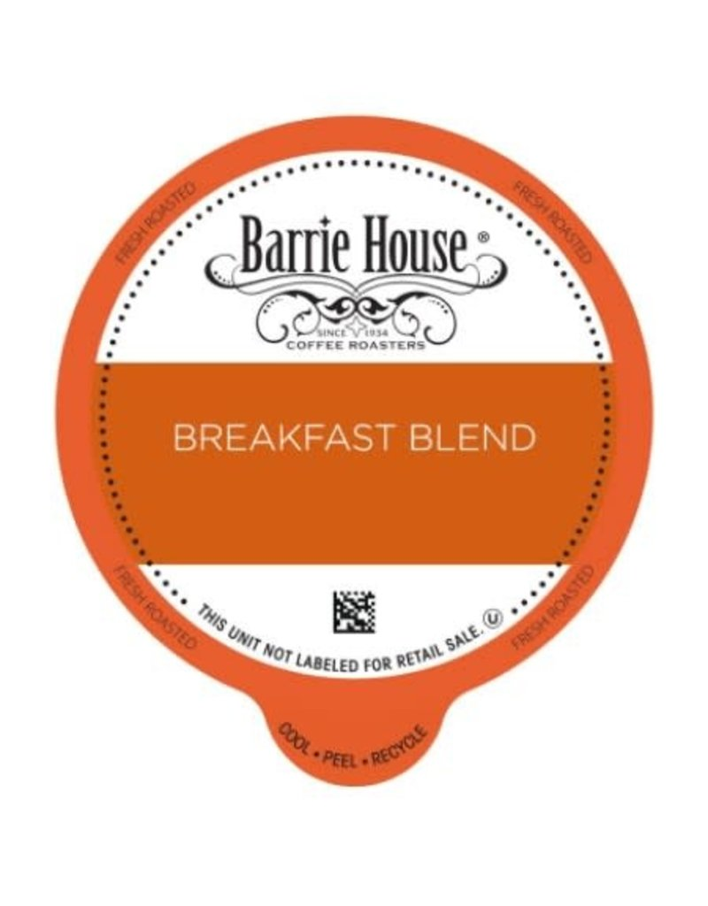 Barrie House Barrie House - Breakfast Blend single