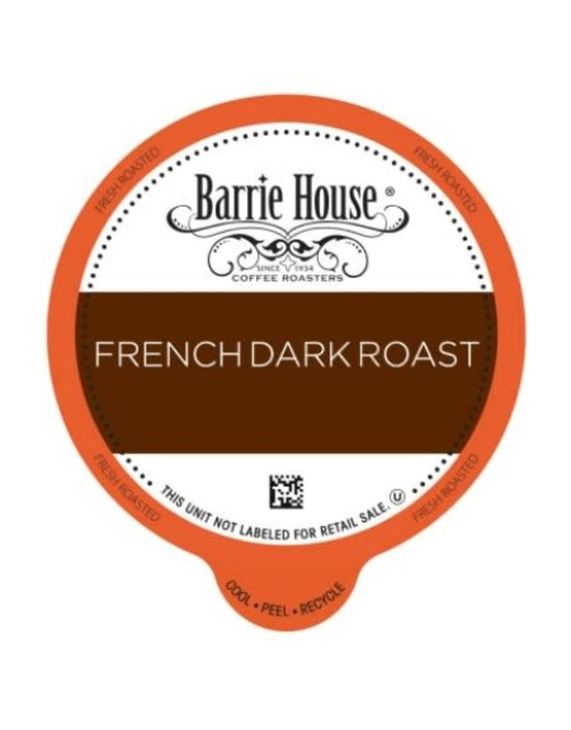 Barrie House Barrie House - French Roast single