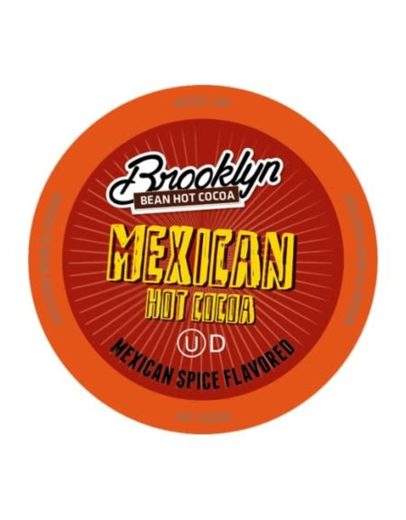 Brooklyn Bean Brooklyn Bean - Hot Choc Mexican single