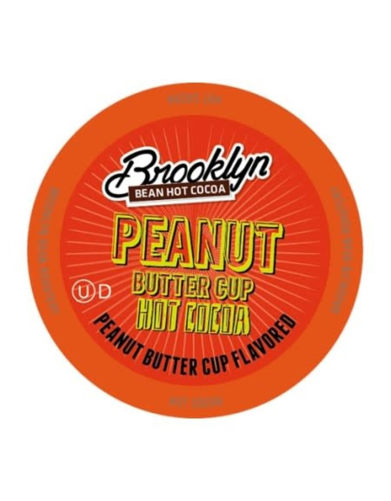 Brooklyn Bean Brooklyn Bean - Hot Choc Peanut Butter Cup single