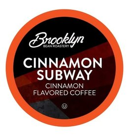 Brooklyn Bean Brooklyn Bean - Cinnamon Subway single
