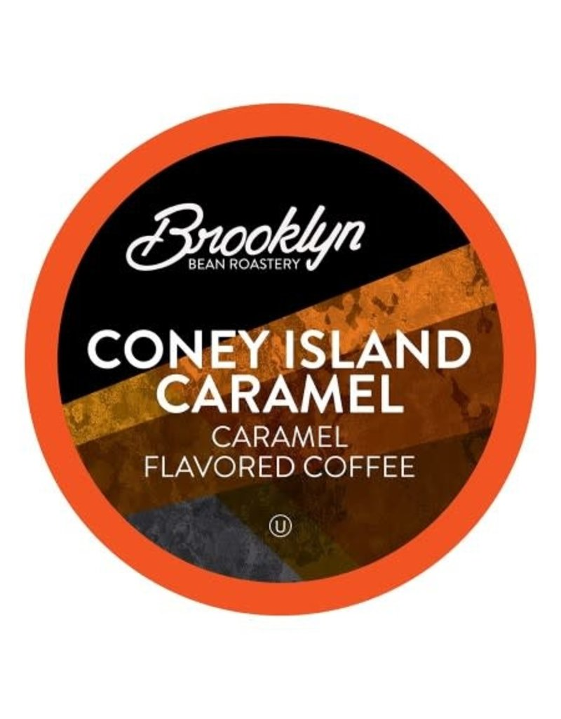 Brooklyn Bean Brooklyn Bean - Coney Island Caramel single