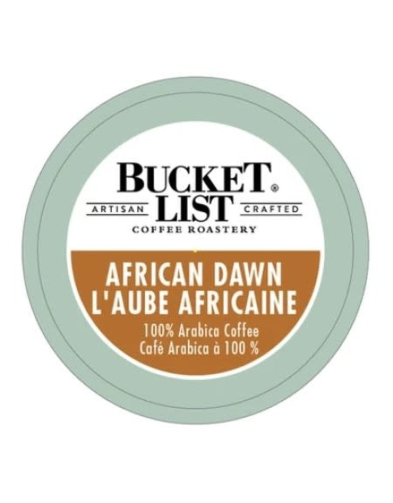Bucket List Bucket List - African Dawn single