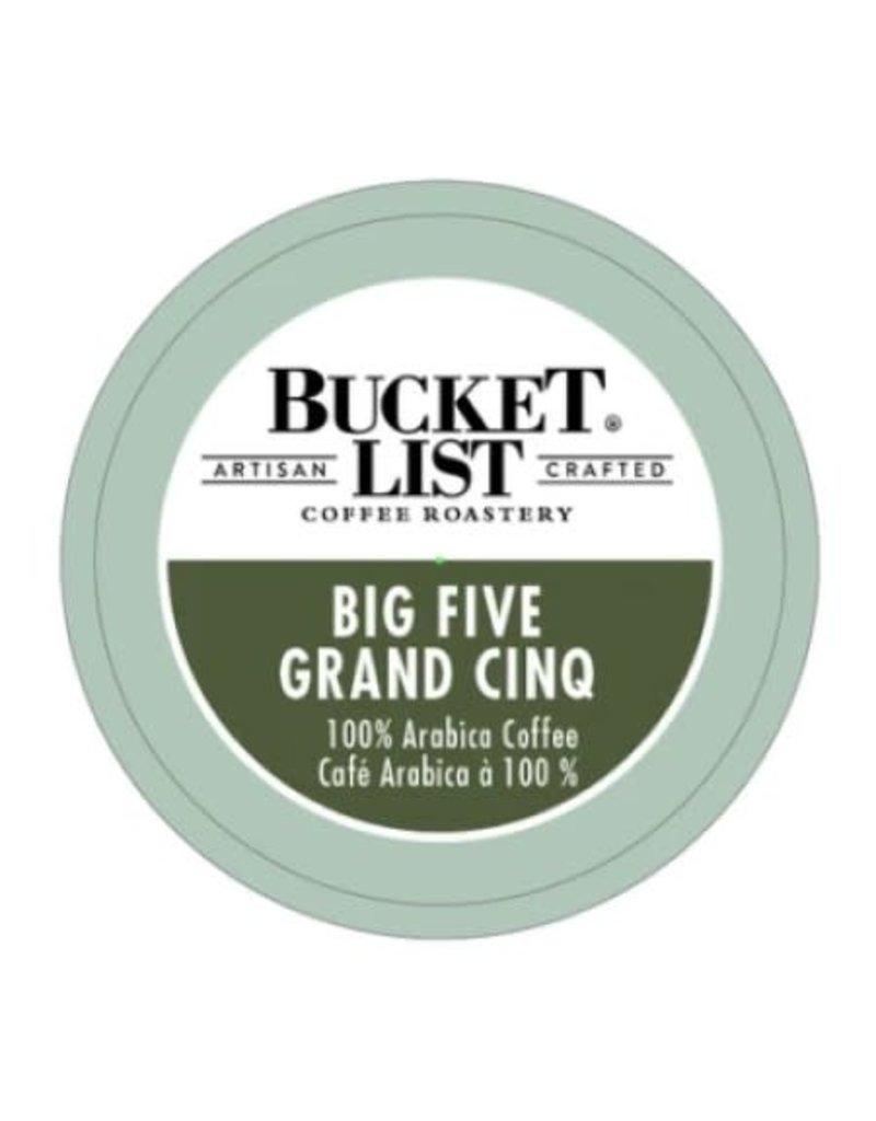 Bucket List Bucket List - Big Five single