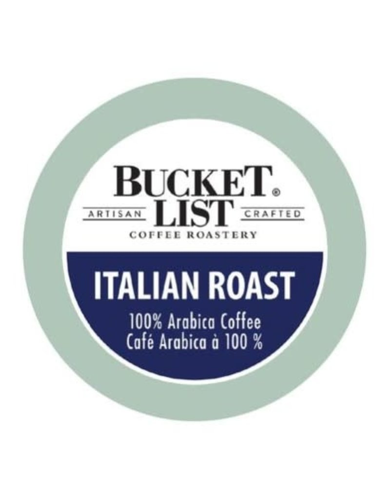 Bucket List Bucket List - Italian Roast single