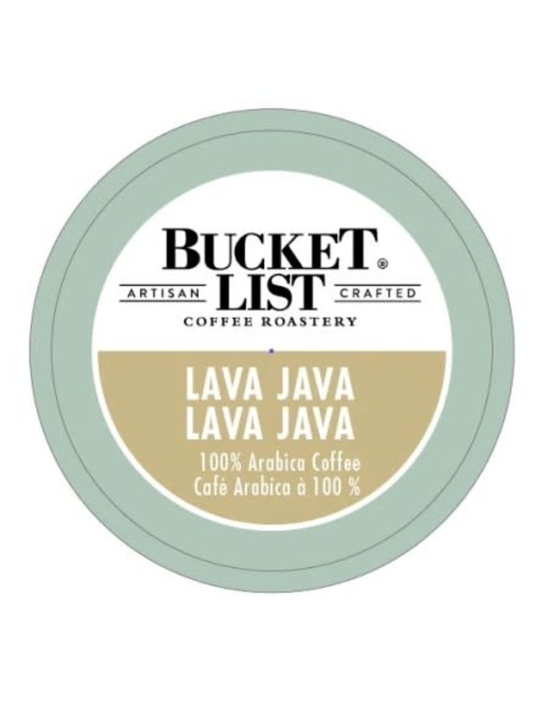 Bucket List Bucket List - Lava Java single
