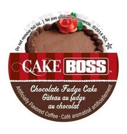 Cake Boss Cake Boss -  Choc Fudge Cake single