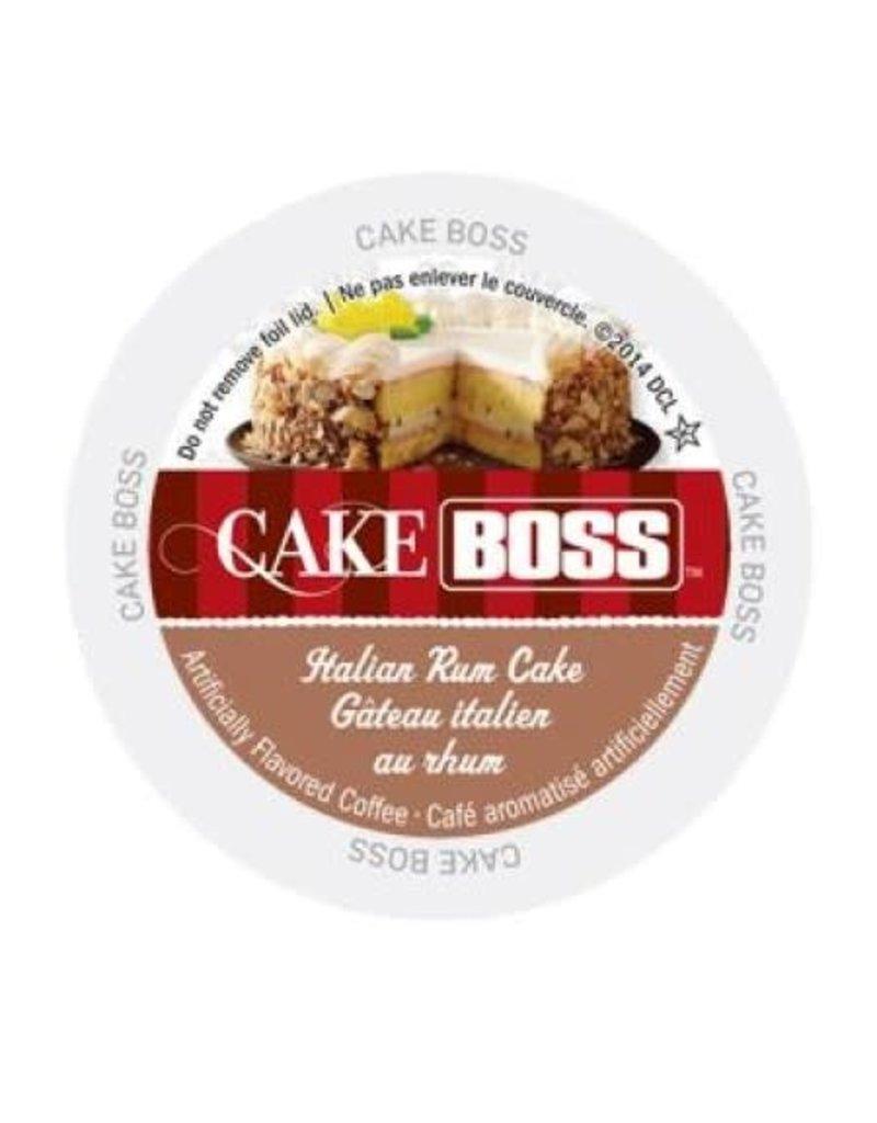 Cake Boss Cake Boss - Italian Rum Cake single