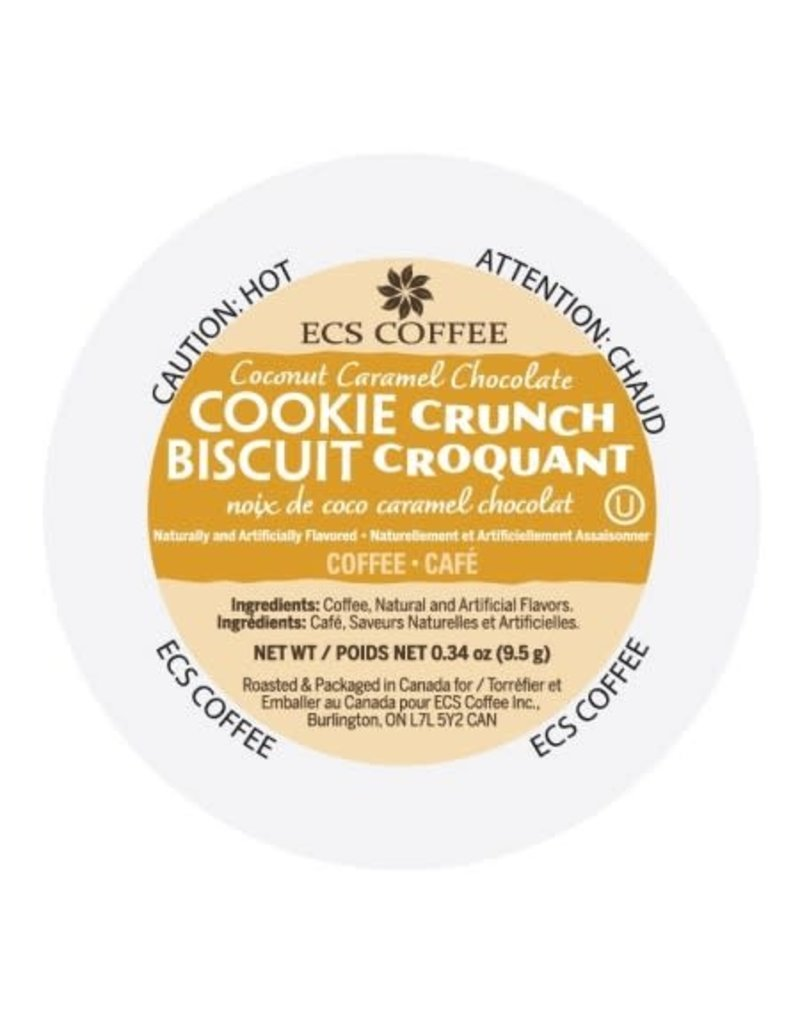 ECS ECS - Coconut Caramel Chocolate Cookie Crunch single