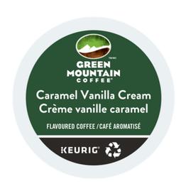 Green Mountain Green Mountain - Caramel Vanilla Cream single