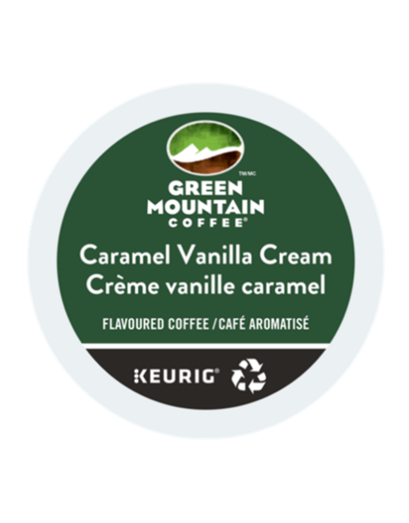 Green Mountain Green Mountain - Caramel Vanilla Cream single