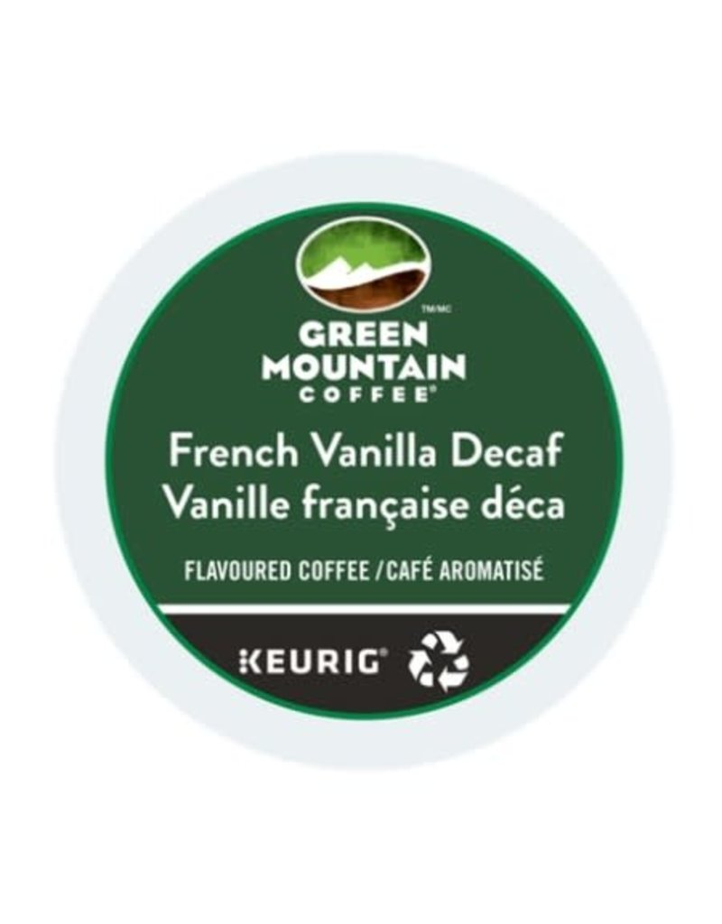Green Mountain Green Mountain - French Vanilla Decaf single