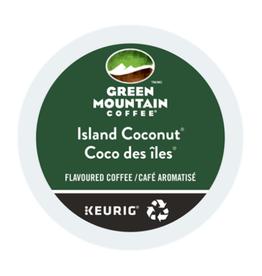 Green Mountain Green Mountain - Island Coconut single