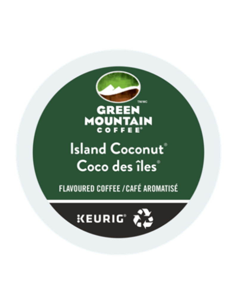 Green Mountain Green Mountain - Island Coconut single