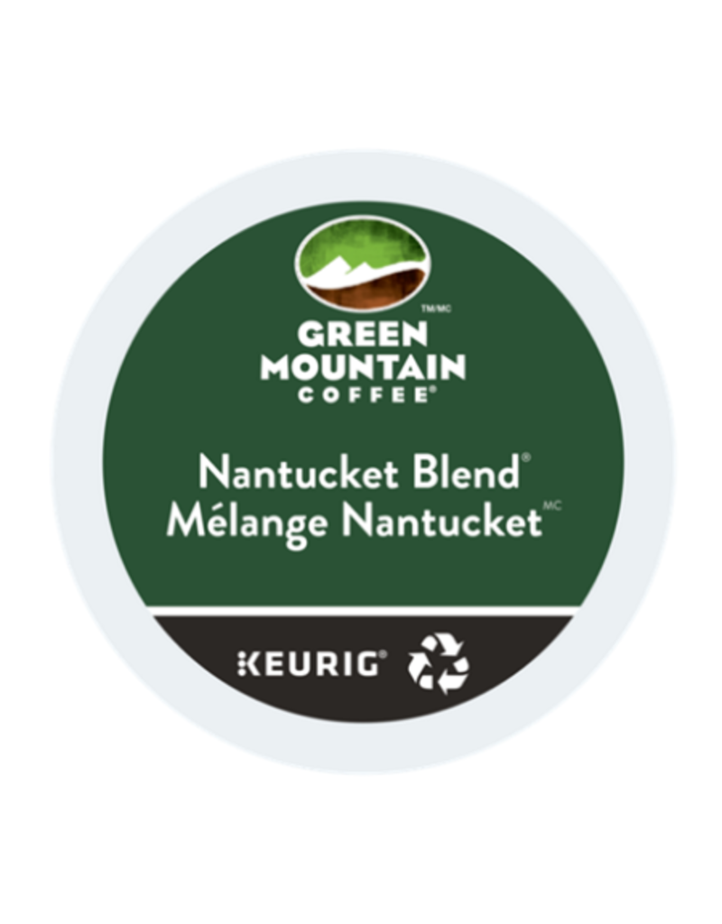 Green Mountain Green Mountain - Nantucket Blend single