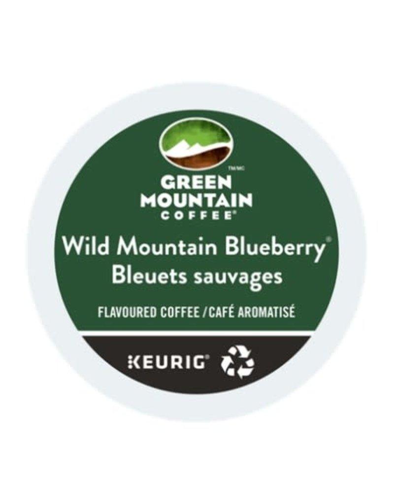 Green Mountain Green Mountain - Wild Mountain Blueberry single