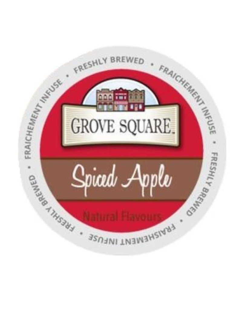 Grove Square Grove Square - Apple Cider Spiced single