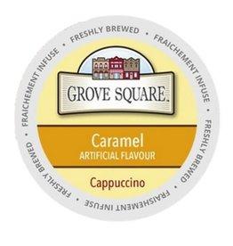 Grove Square Grove Square - Cappuccino Caramel single