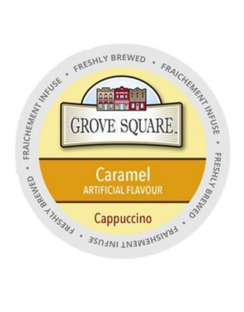 Grove Square Grove Square - Cappuccino Caramel single