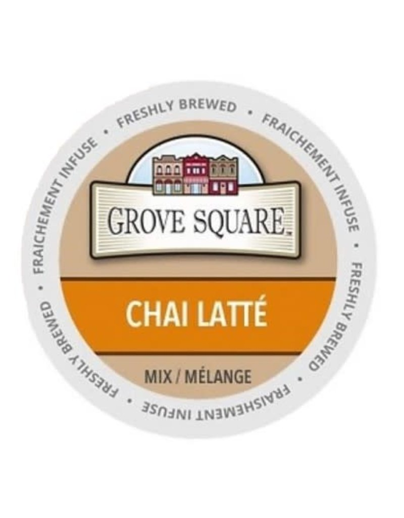 Grove Square Grove Square - Chai Latte single