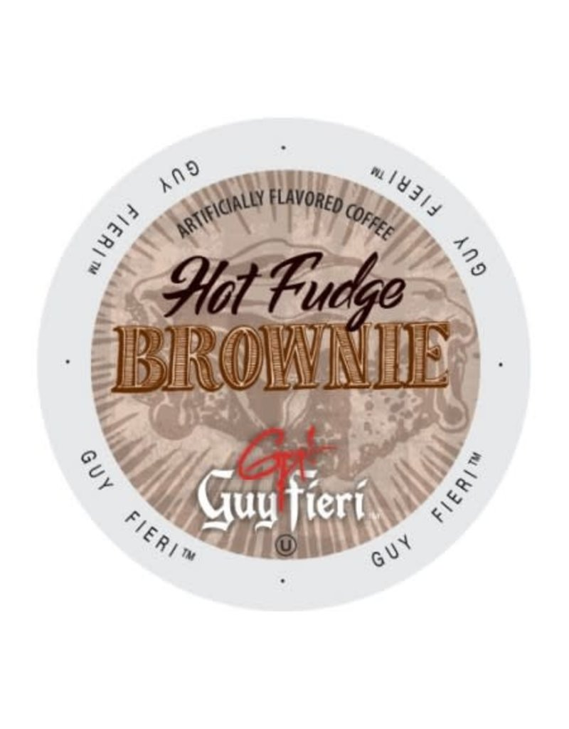 Guy Fieri Guy Fieri - Hot Fudge Brownie single