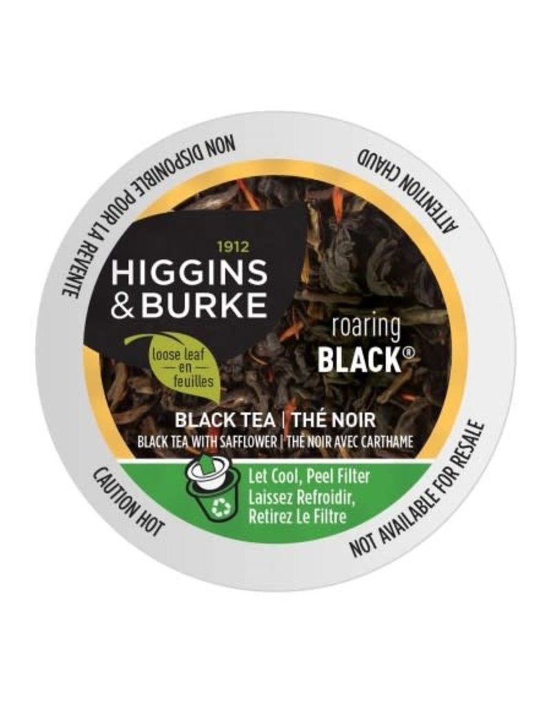 Higgins & Burke Higgins & Burke - Roaring Black single
