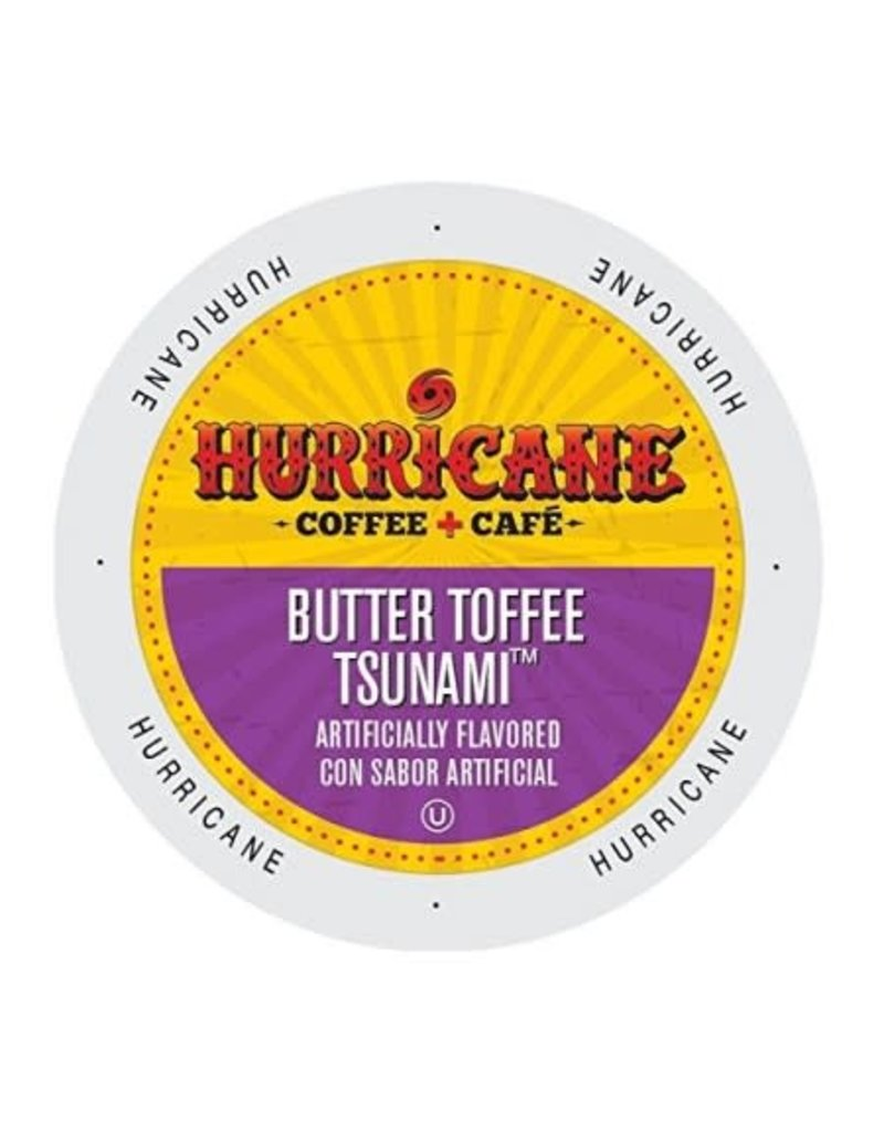 Hurricane Hurricane - Butter Toffee Tsunami single