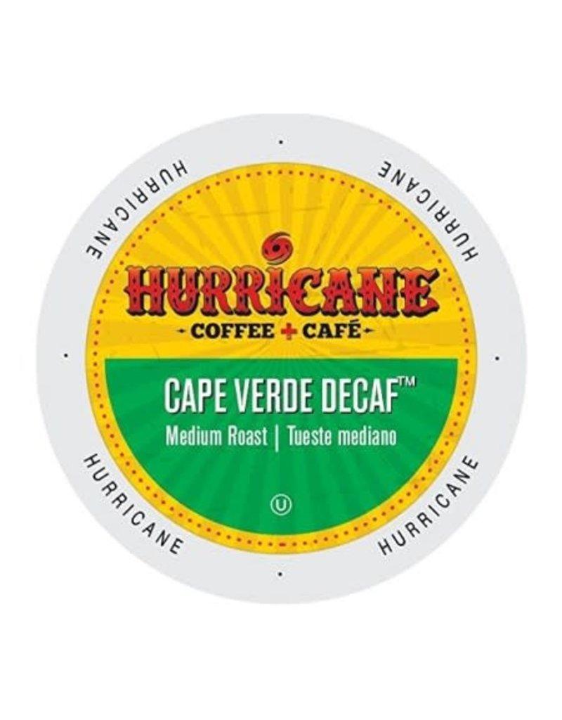 Hurricane Hurricane - Cape Verde Decaf single