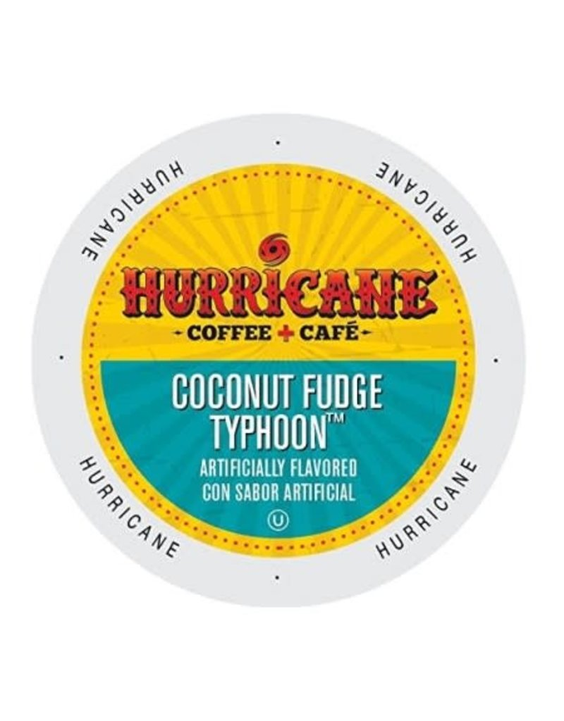 Hurricane Hurricane - Coconut Fudge Typhoon single