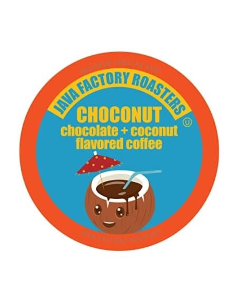 Java Factory Java Factory - Choconut single