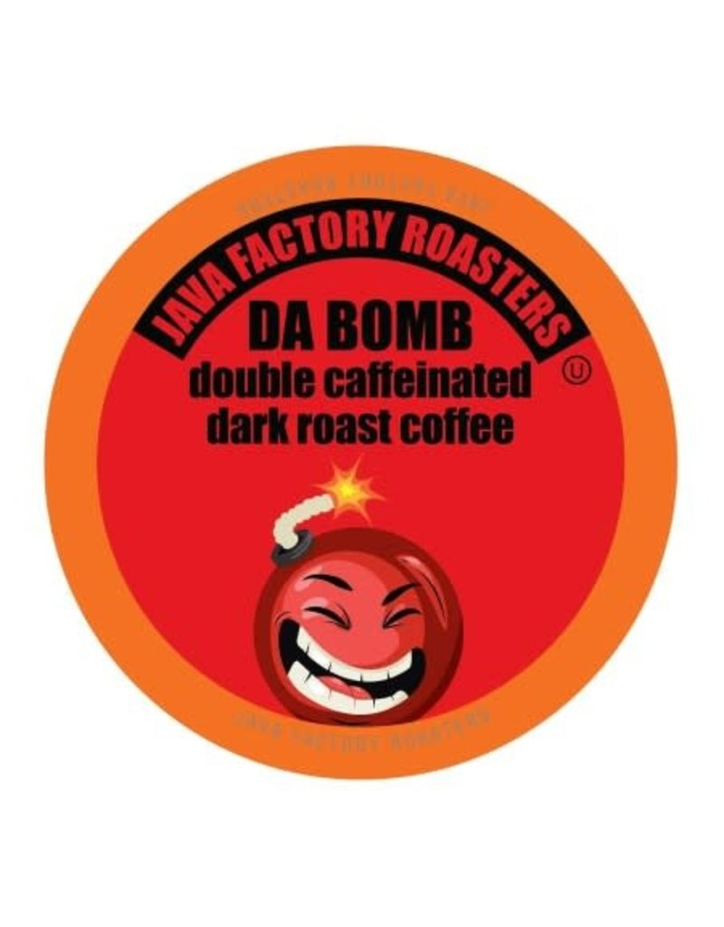 Java Factory Java Factory - Da Bomb single