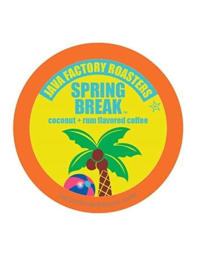 Java Factory Java Factory - Spring Break single